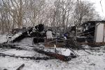 nach dem Brandanschlag auf das »Haus der Demokratie« in Zossen