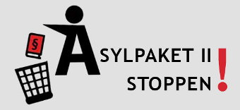 """Zustimmung zum Asylpaket II und Gesetzentwurf """"Sicherer Maghreb ..."""