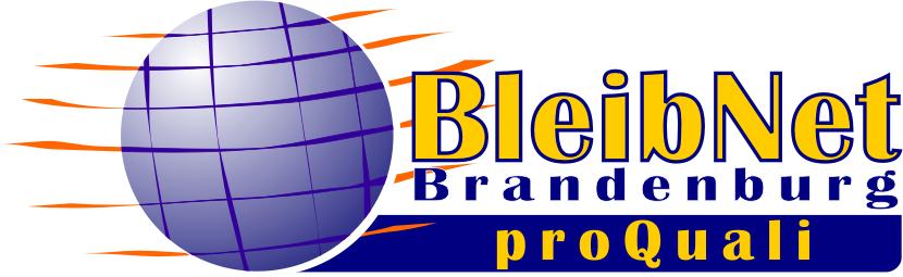 Logo BleibNet proQuali